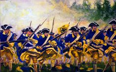 Charge of the Swedish Foot Regiment, Great Northern War