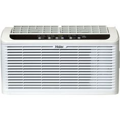Haier 6000 BTU Energy Star Window Air Conditioner, White