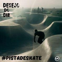 Desejo do dia  uma pista de skate 💥 . 095c0096f6