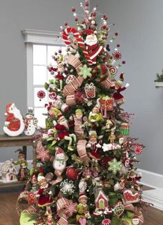 Beautiful Cookies Christmas Trees Decorating Ideas Pictures 23 Beautiful Christmas Trees Decorating Ideas Pictures