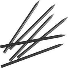 shadow pencils set of six