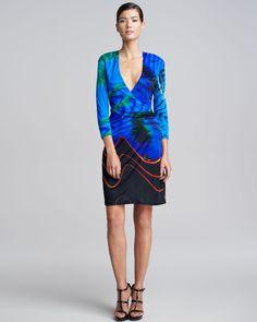 http://ncrni.com/roberto-cavalli-fauxwrap-print-dress-p-19.html