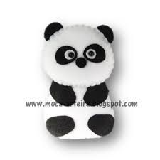 Image result for panda feltro