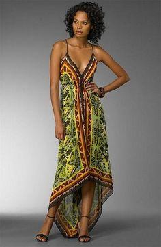 Эффектные летние сарафаны и топы шьем из платков