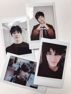 Day6 Dowoon Aesthetic Polaroids