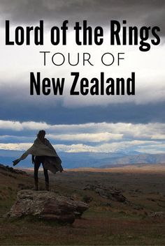 Lord of the Rings tour of New Zealand (For sites, hotels, food) -- I WILL BE DOING THIS!
