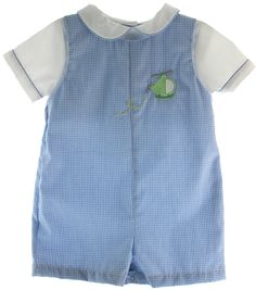 Hiccups Childrens Boutique - Baby Boys Blue Helicopter Romper Outfit | Petit Ami, $40.00 (https://www.hiccupschildrensboutique.com/baby-boys-blue-helicopter-romper-outfit-petit-ami/)