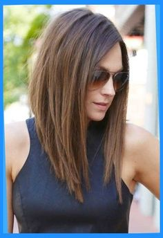 Popular Angled Hairstyles: Easy To Look Good With Angled Hair In Angled  Haircuts For Medium Hair Intended For Invigorate | Comely Hairstyles