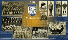 200 Memories from 200 years of athletics at Lycoming College