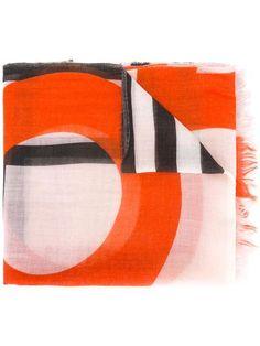 HENRIK VIBSKOV 'Guava' scarf. #henrikvibskov #scarf