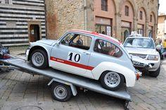 1970 Fiat Abarth 1000 TC Radiale Berlina Corsa (112 hp)