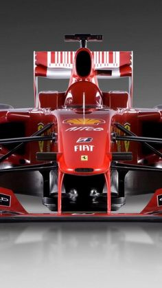 Ferrari, F1...ok it's not a motorcycle, but almost!