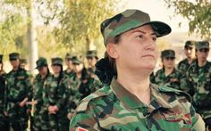 by Josie Ensor: Commander of all-female Yazidi battalion: 'We fight Isil and protect womankind'