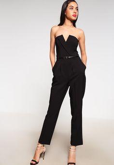 Miss Selfridge TUX Combinaison black prix promo Combinaison Femme Zalando 80.00 €
