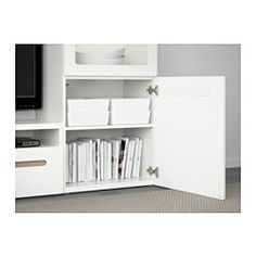 IKEA - KUGGIS, Box with lid, Perfect for storing paper, stationery or media accessories.The KUGGIS series of boxes make it easy to get organized and hide what you want out of sight, whether it's big or small – while still keeping it close at hand.You can easily stack boxes of different sizes, as they're made to fit each other.