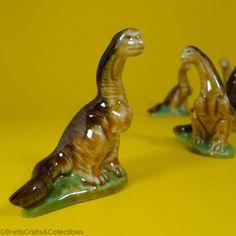 Wade Whimsies - 1993/2008 - Dinosaurs Series - 1993 Set 1 - Camarasaurus