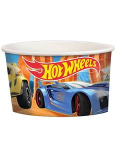 Hot Wheels Mega Mix Favour Pack 48 Piece 8 Person Party Supplies