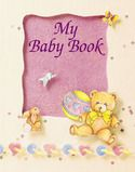 Personalized My Baby Book | http://childstarreaders.com/?portfolio=personalized-my-baby-book