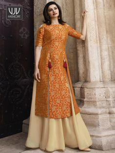 Party Wear Maxi Dresses, Designer Party Wear Dresses, Kurti Designs Party Wear, Indian Designer Outfits, Party Wear Indian Dresses, Party Wear Kurtis, Wedding Dresses, Stylish Dress Designs, Designs For Dresses
