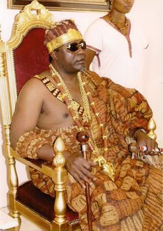 Kings, Chiefs, Sultan, Traditional Leaders Of Africa - Culture - Nigeria