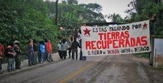Comunicado del Ejido San Sebastián Bachajón adherentes a la Sexta Declaración de la Selva Lacandona.