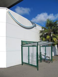 Convivale Bicycle Shelter