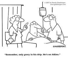 30 Funniest Nurse Cartoons That Speak Louder Than Words #nursebuff #nursecartoons #nursehumor