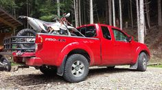 """Nissan Frontier 2005 - 2013 Rear Springs 2.5"""" Lift - Pair"""