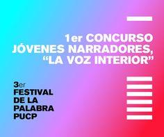 LIMA VAGA: 3er Festival de la Palabra PUCP 2016