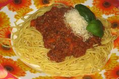 Favourite Old English Recipes From Your Childhood: How To Make Spaghetti Bolognese Like Mama Used To ...