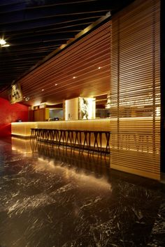 Restaurante Ippudo Sydney / Koichi Takada Architects