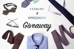 We're excited to partner with SprezzaBox to give one lucky winner a $1,000 Ledbury Gift Card, $500 Gift Card to our store, and a 3-Month Subscription! Thing 1, Modern Man, Louis Vuitton Damier, Giveaway, Store, Pattern, Cards, Gifts, Tent