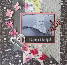 I Can Help! - 88/104 - Scrapbook.com