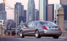 2016 Mercedes-Maybach Pullman Unveiled - Photo Gallery of Auto Show News from Car and Driver - Car Images - Car and Driver
