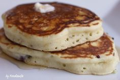 A Feast for the Eyes: Best Pancakes. I'm serious. With or without Olallieberries?