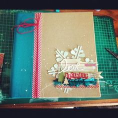 December Daily cover by ~mel~ at Studio Calico