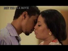 Best Of Nollywoods Awards Best Kiss in a Nigerian movie - YouTube