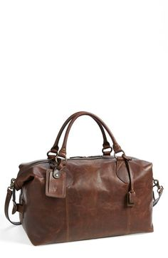 Frye+LOGAN+OVERNIGHT+BAG+available+at+#Nordstrom