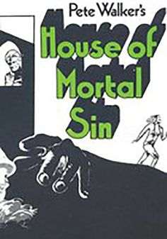 From February 1976, HOUSE OF MORTAL SIN, directed by Pete Walker. #FebruaryInBritishHorror