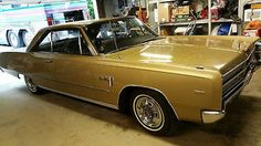 1967 Plymouth Fury 3 Sport