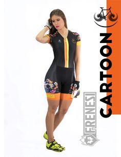 #cyclinggirls #cyclingchicks #frenesi #bikegirls #mtb