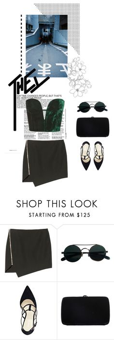 """#82"" by fashionlee-co ❤ liked on Polyvore featuring Nicholas, Nine West, Sergio Rossi, Topshop, women's clothing, women, female, woman, misses and juniors"