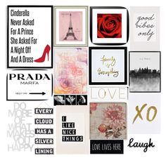 Designer Clothes, Shoes & Bags for Women Night Off, Gallery Wall, Frame, Polyvore, How To Make, Stuff To Buy, Design, Women, Art