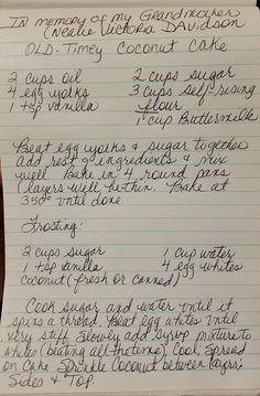 Bread Cake, Pie Cake, No Bake Cake, Delicious Cake Recipes, Yummy Cakes, Dessert Recipes, Cake Frosting Recipe, Frosting Recipes, Icing