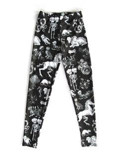 Freak of Nature Leggings - Blackhttp://shop.nylon.com/collections/whats-new/products/freak-of-nature-leggings-black #NYLONshop