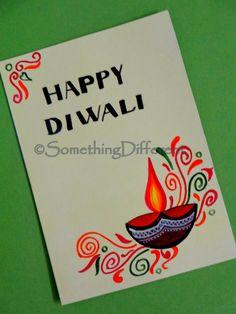 May the lights of . Make Diwali Greeting Card Check more at jandjsportscards .Informations About Make Diwali Diy Diwali Cards, Diwali Greeting Card Making, Handmade Diwali Greeting Cards, Diwali Diy, Diwali Craft, Happy Diwali, Masquerade Party Centerpieces, How To Make Greetings, Diwali Greetings