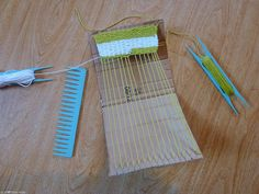 Weaving Set for Kids by FMMT666 - Thingiverse
