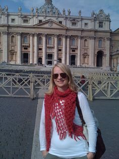 My first visit to Rome was in 2010 :)