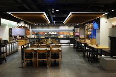 Seasonstable korea buffet restaurant by CJ Foodville Seoul  South Korea
