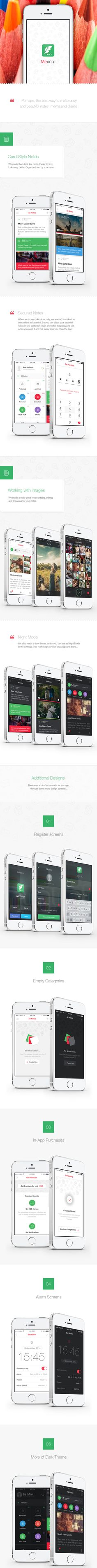 Daily Mobile UI Design Inspiration #352